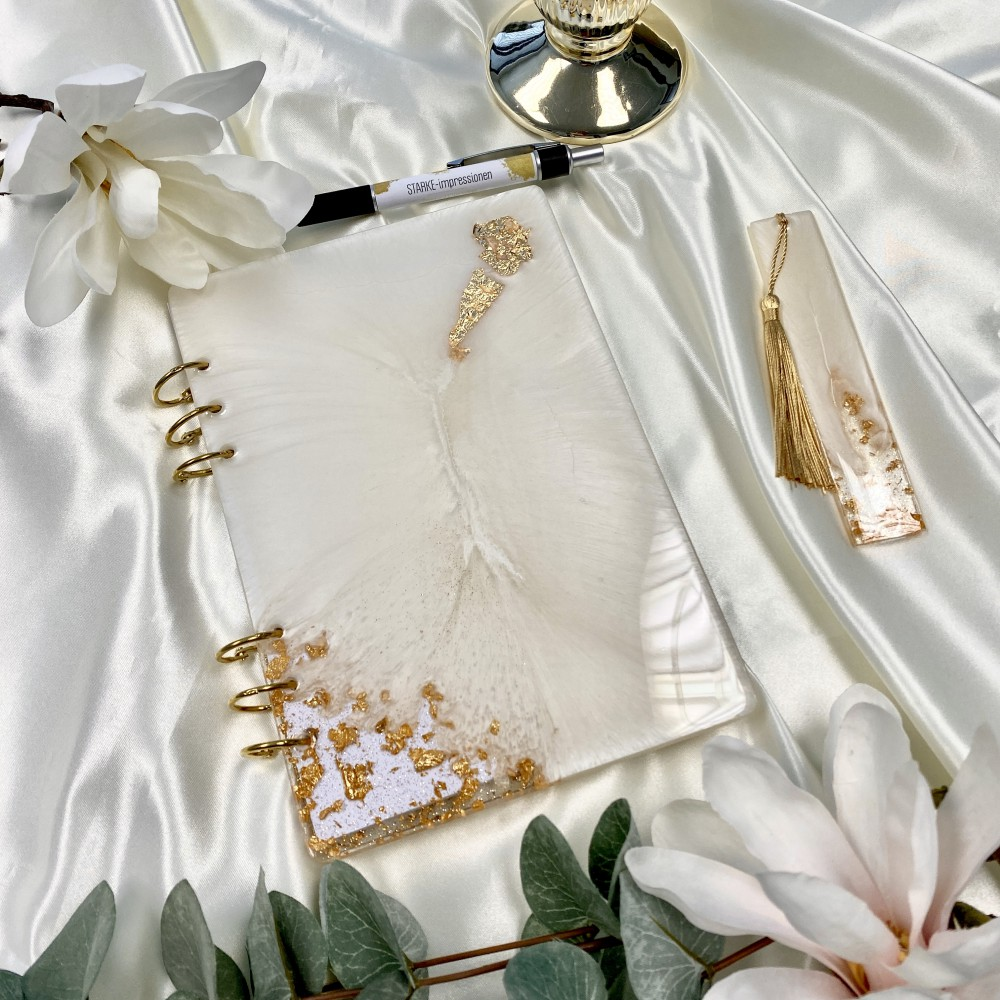 Guest book White angel 3