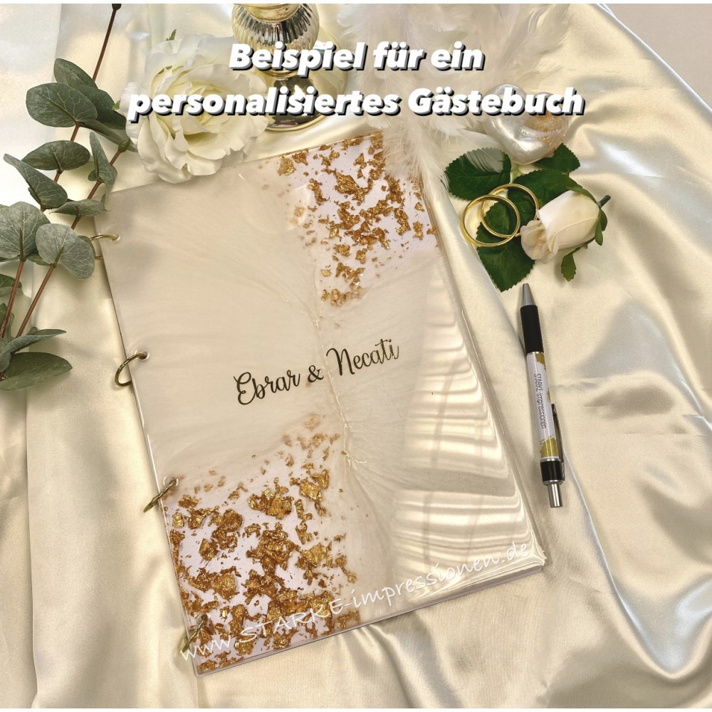 Guest book Center of Life 2 L