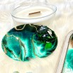 Scented candle Emerald Rhapsody II