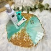 Resin Deco Plate Mintlove XL