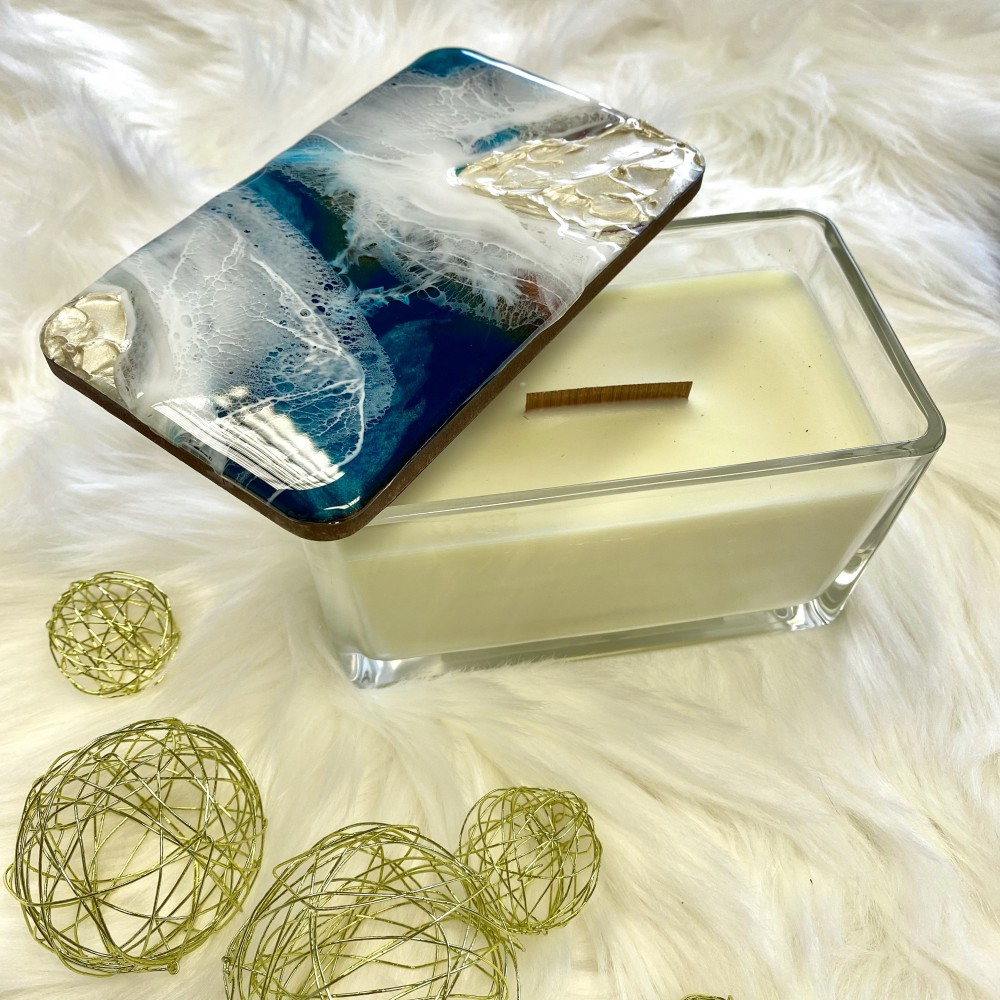 Scented Candle Oceanlove Sparkling Prosecco