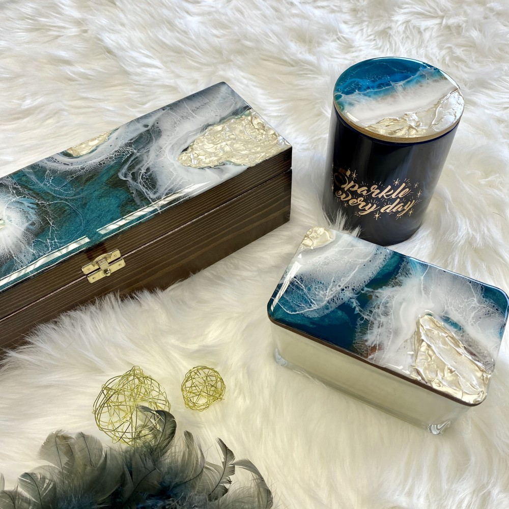Oceanlove Wine Gift Box